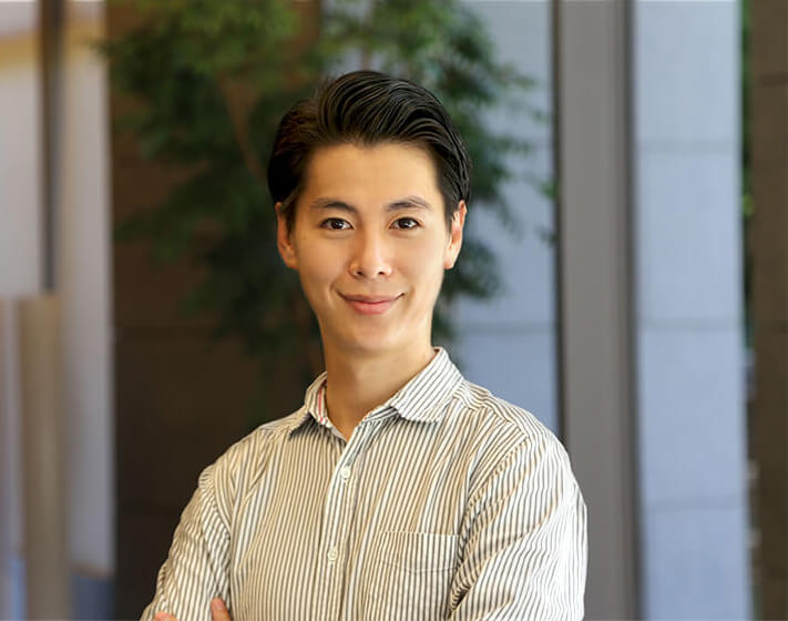 JetB株式会社代表取締役社長竹内 勇人