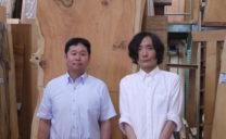 JetBお客さまインタビュー!第28弾 さんもく近江銘木株式会社 代表  近江様